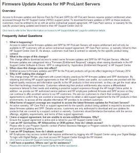 HP Firmware Update 20140206
