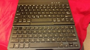 The Kensington Exact and Belkin Qode Ultimate keyboards