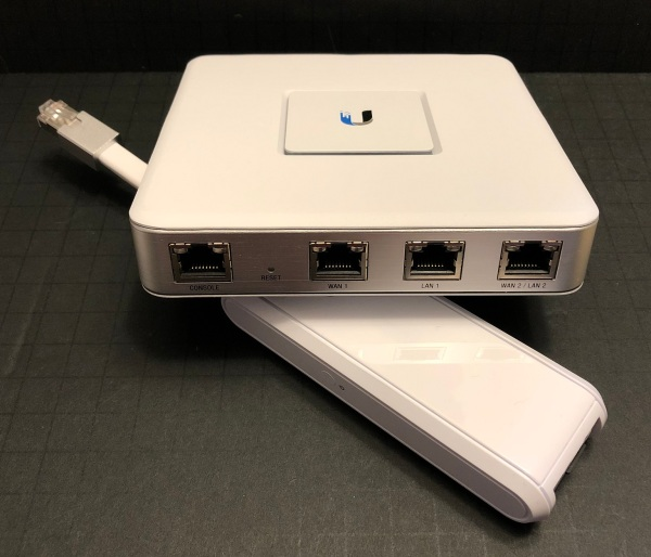 ubnt security gateway